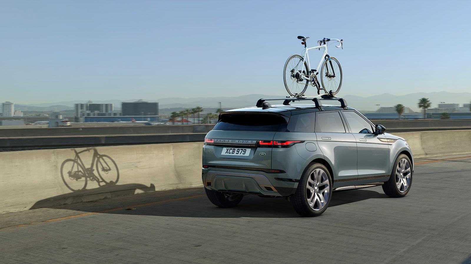 New Range Rover Evoque - Compact SUV | Land Rover UAE