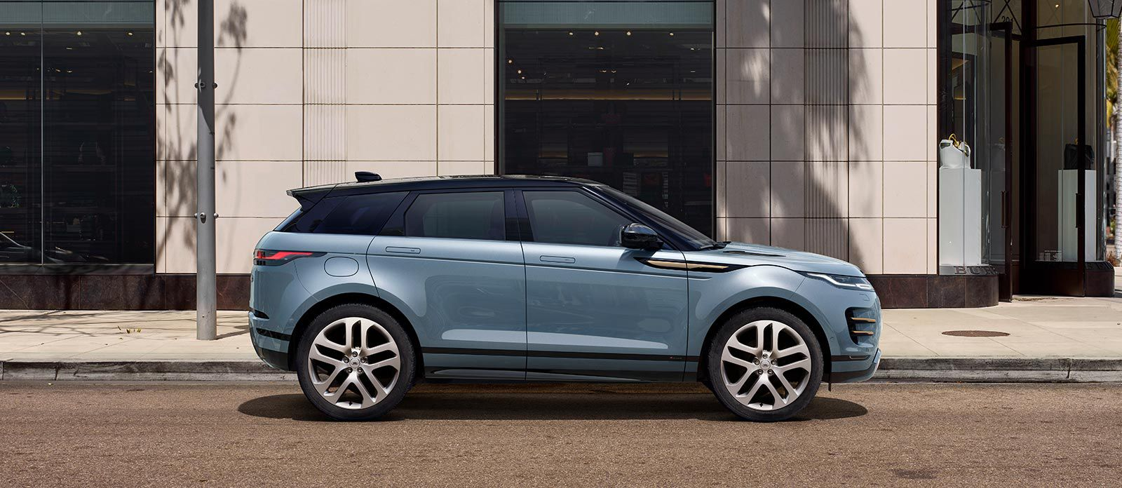 Customize, Build & Price | Land Rover Kuwait