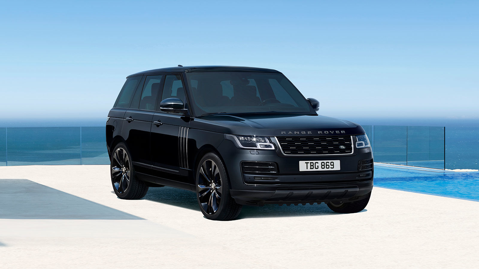 Range Rover - Editions & Special Vehicles Gallery | Land Rover Bahrain