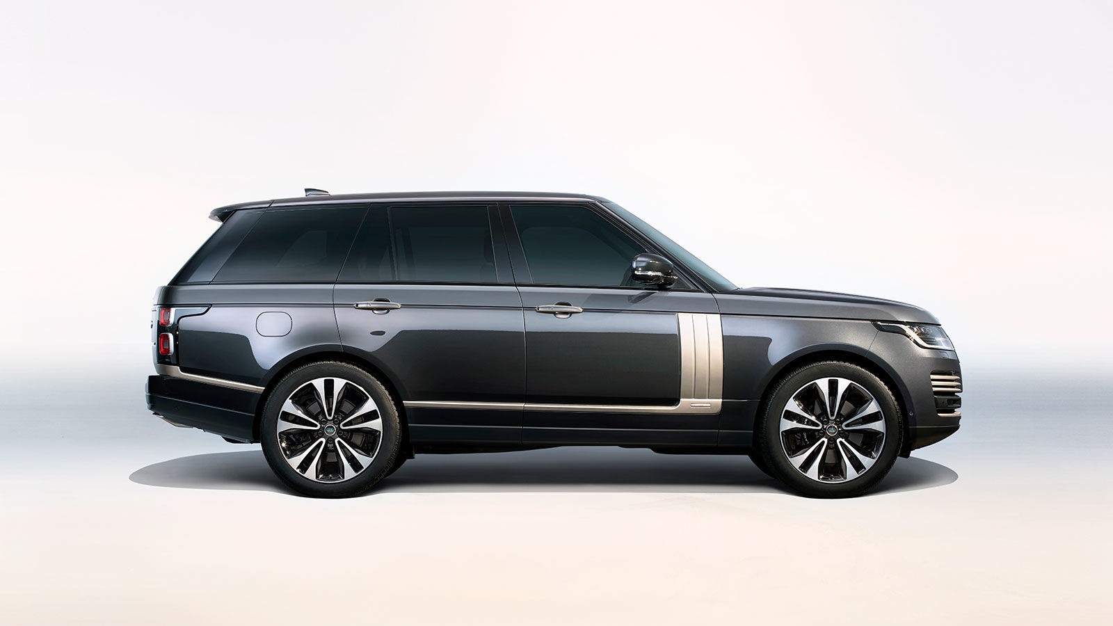 RANGE ROVER FIFTY | Land Rover Brunei