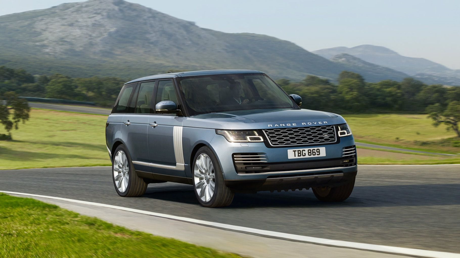 Range Rover - SUV Technology   Land Rover Oman