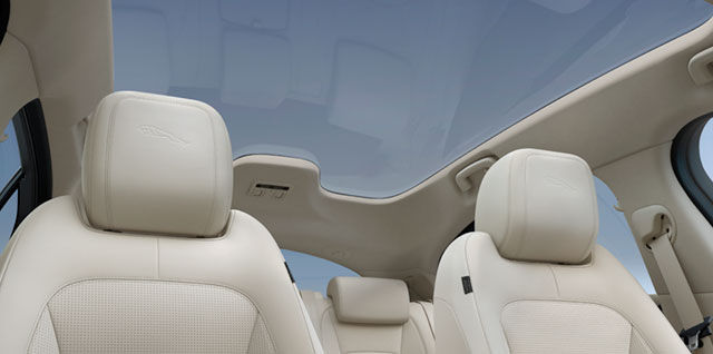FIXED PANORAMIC ROOF