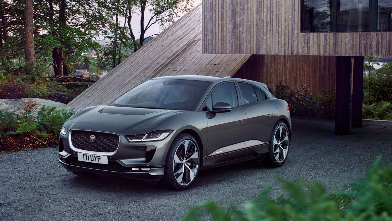 Jaguar I Pace Electric Car Tax Credit Incentives Jaguar Jaguar