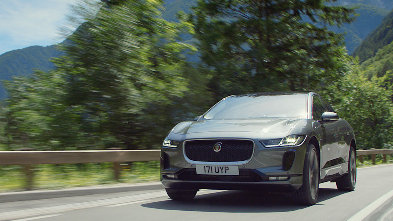 Thrilling Jaguar Power And Dynamics With Zero Tailpipe Emissions U2013  Everything You Would Expect From An All Electric Performance SUV.