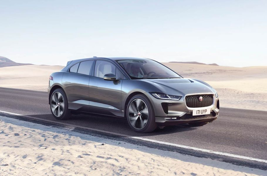 NEW ALL-ELECTRIC JAGUAR I‑PACE
