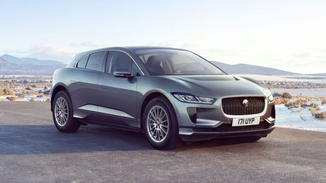 I-PACE FIRST LOOK