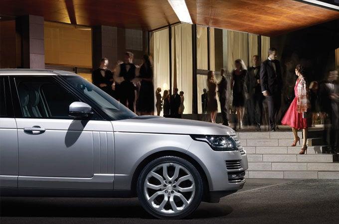 Fleet & Business Diplomatic & Emby Car Sales | Land Rover Laos