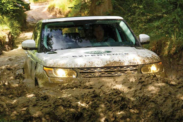 EXPERIENCE LAND ROVER