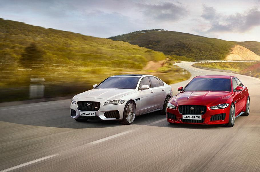 Jaguar w ofercie dla biznesu!