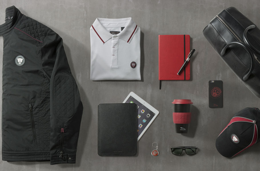 lifestyle catalog jaguar merchandise the collection