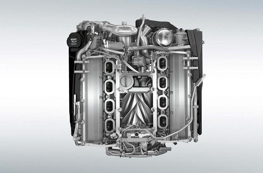 5.0 LITRE V8 510 SUPERCHARGED PETROL