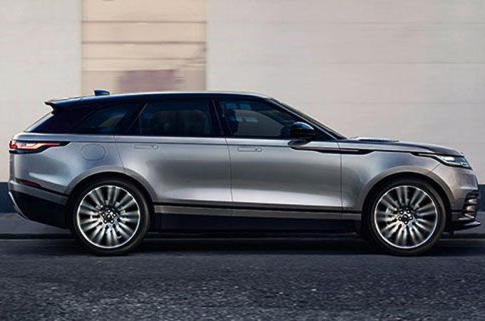 Range Rover Velar - Most Capable Medium SUV | Land Rover