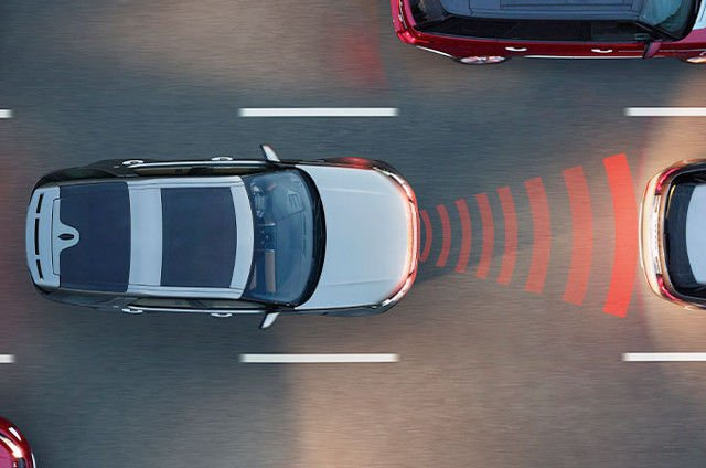 ADAPTIVE CRUISE CONTROL (ACC) SA STOP AND GO