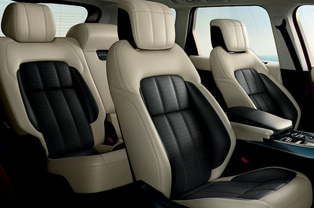 DUO-TONE SEATS