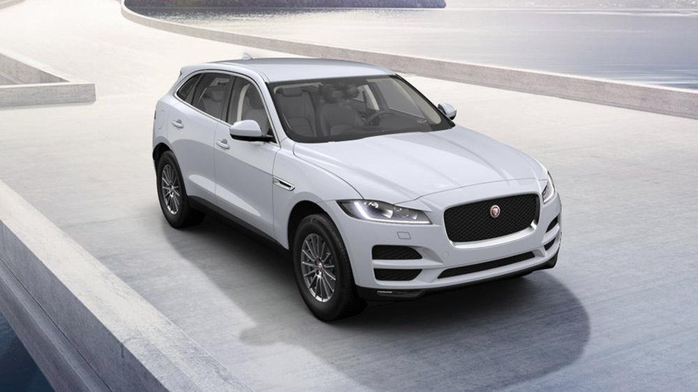 Discover Jaguar F-PACE Models | F-PACE Range | Jaguar Hong ...