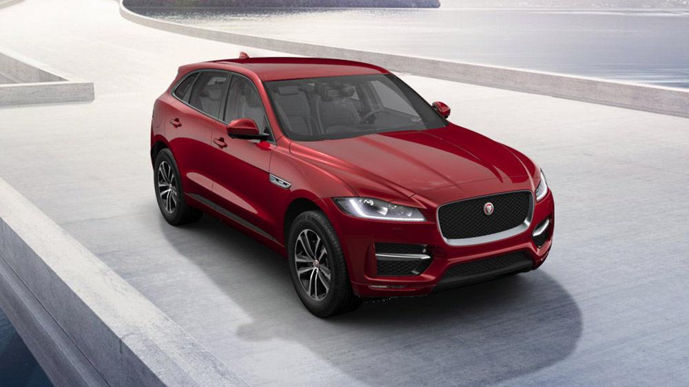 Discover Jaguar F-PACE Models   F-PACE Range   Jaguar Hong ...