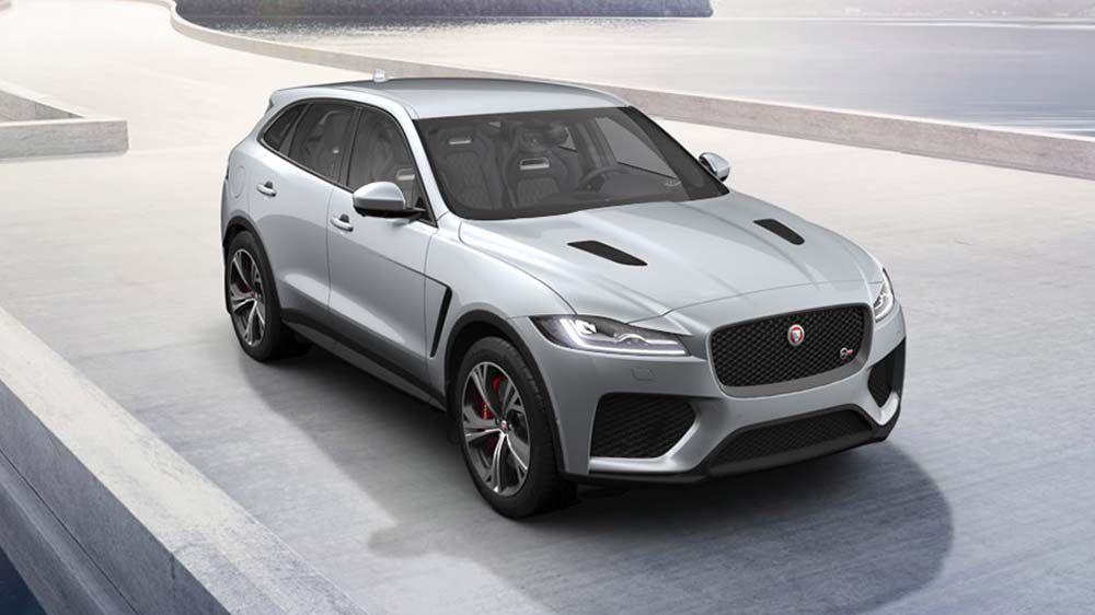 JAGUAR F-PACE | MODELE | Jaguar Polska