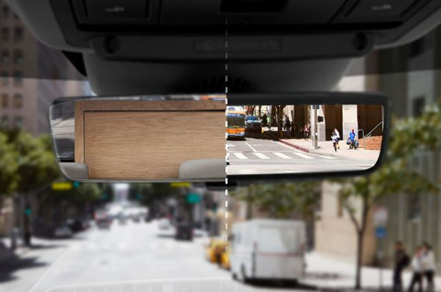 ESPELHO RETROVISOR INTERIOR CLEARSIGHT