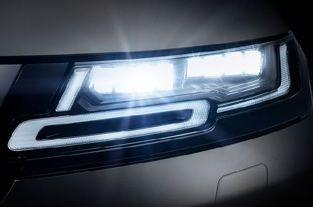 PREMIUM LED HEADLIGHTS