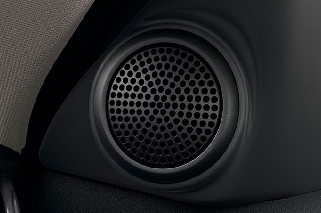 LAND ROVER SOUND SYSTEM