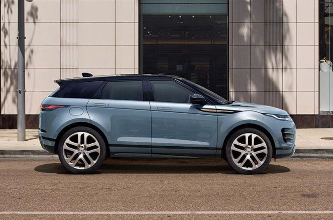 Nýr Range Rover Evoque
