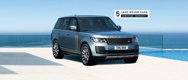 Land Rover 4x4 Cars & Luxury SUV British Design | Land Rover Oman