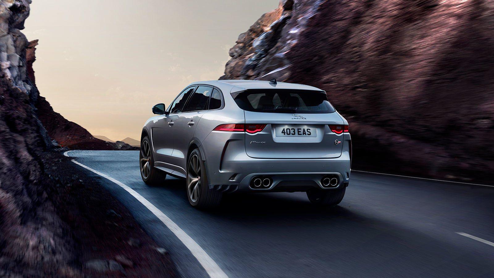 Jaguar F-PACE | Resumen | Prestaciones SUV | Jaguar Chile