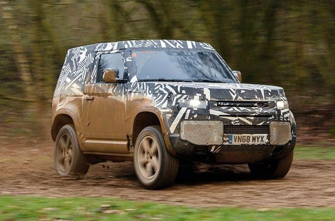 Land Rover Luxury Sedan, Sports & 4x4 Cars | Land Rover Kenya