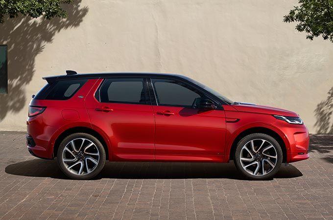 Land Rover 4x4 Cars & Luxury SUV British Design   Land Rover Ireland