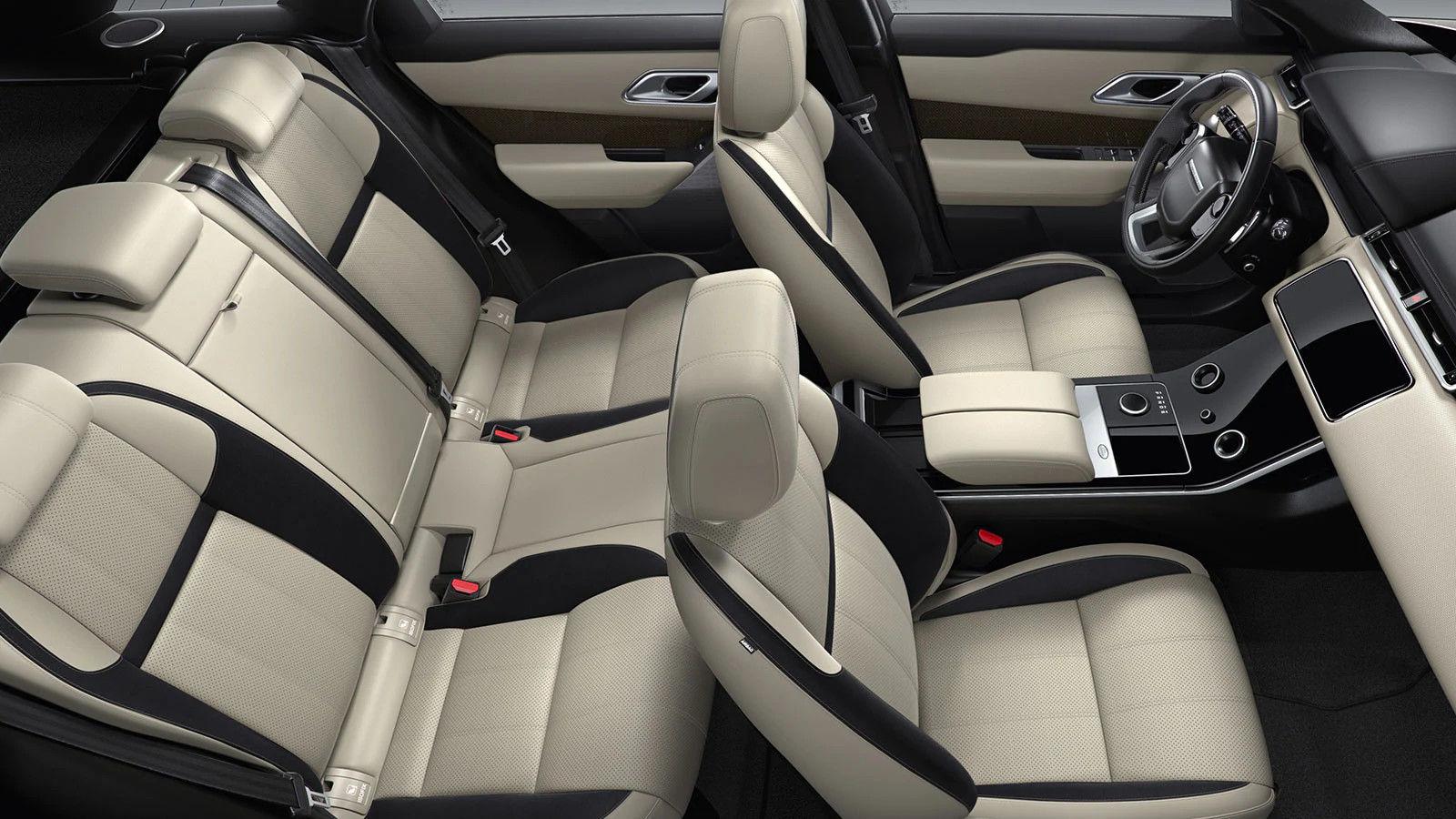 Range Rover Velar Donanim Aksesuarlar Land Rover Turkiye