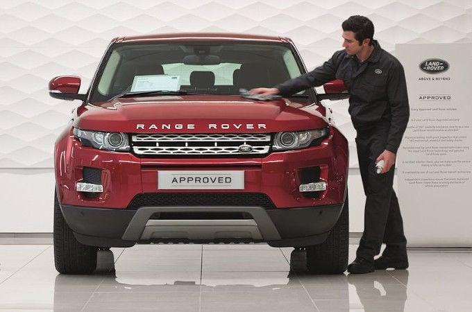 Luxury Compact Suvs Sports 4x4 Cars Land Rover Malaysia
