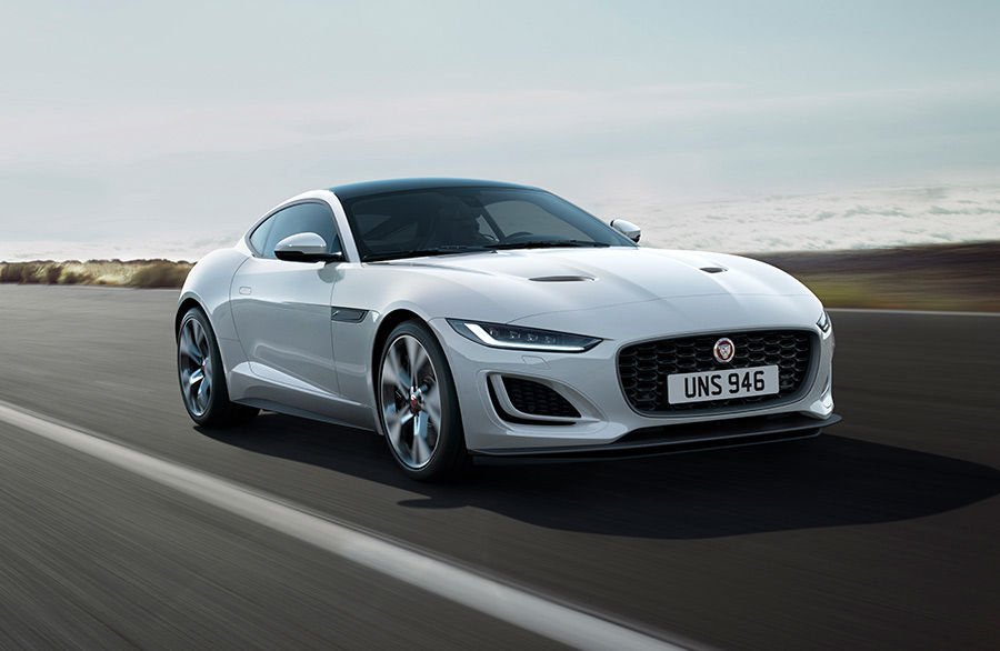 Get the new F-Type with 5-year roadside assistance and warranty