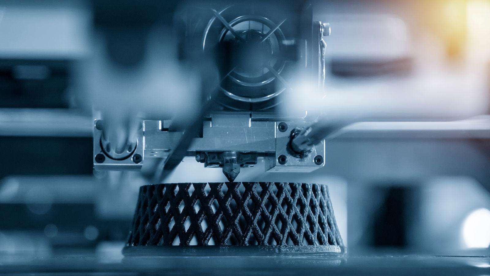 3D baskı makinesi
