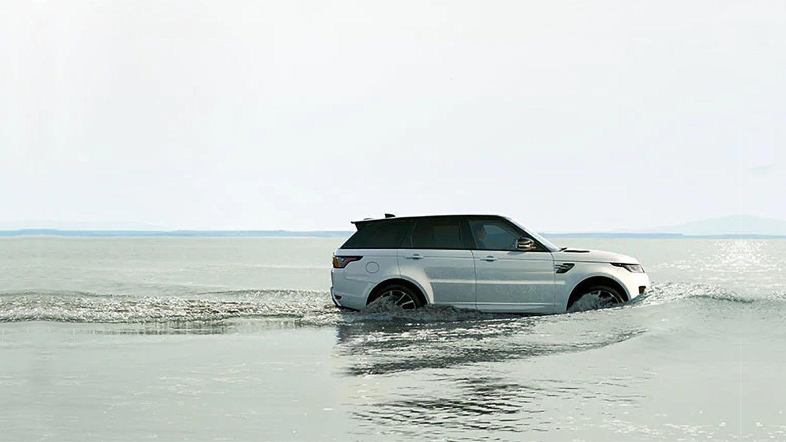 Land Rover Araç 2