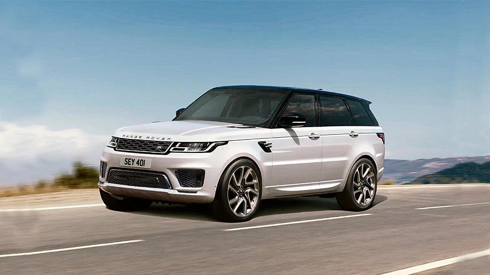 Land Rover Şarj Ünitesi