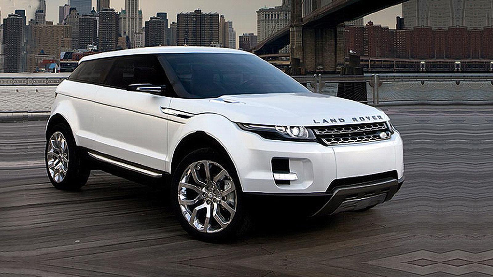 Land Rover LRX Konsepti.