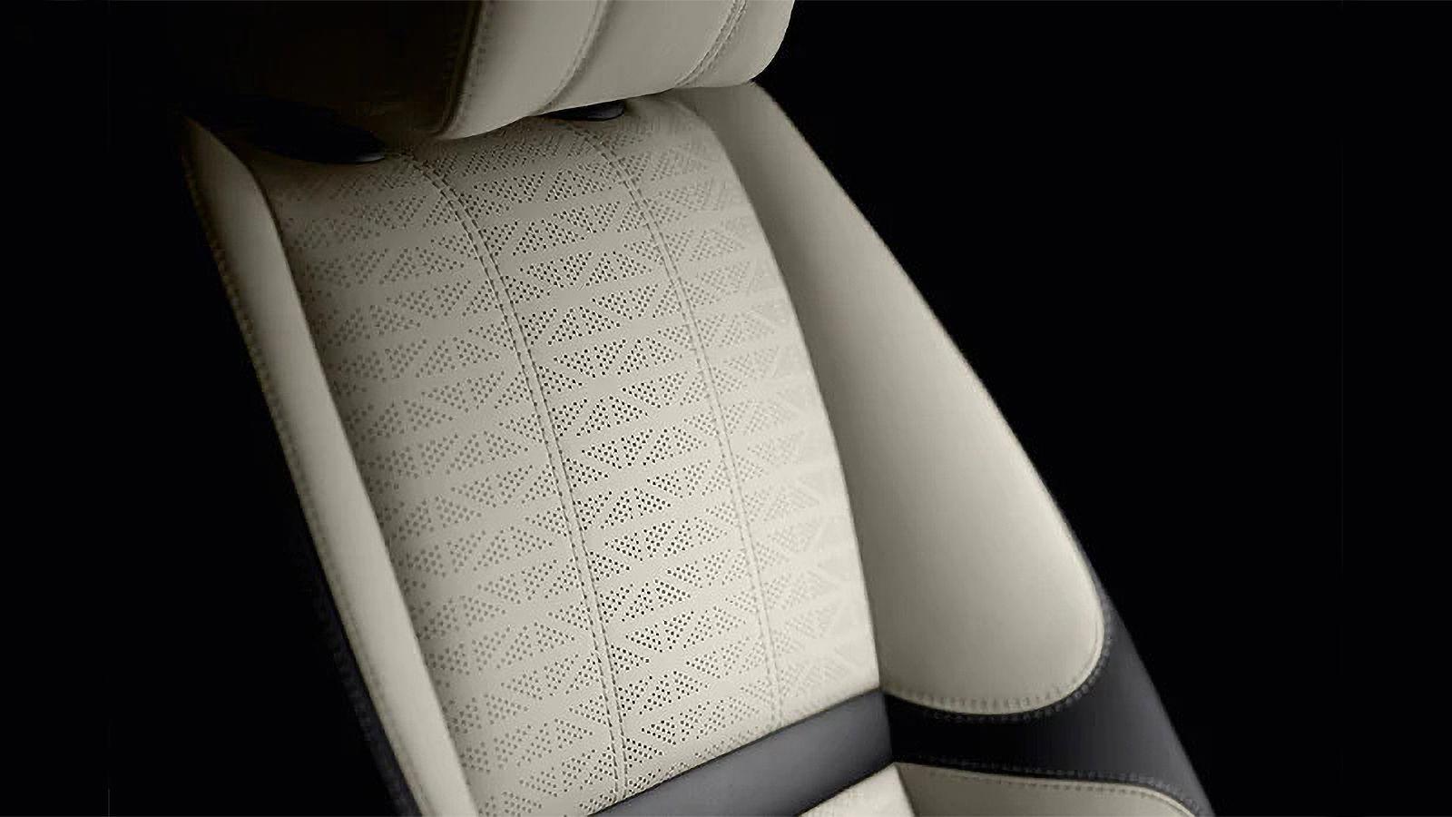 Range Rover Velar lüks koltuklar
