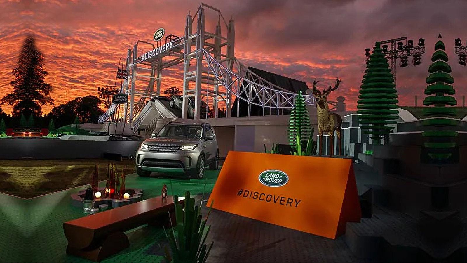 Discovery, 2016 yılında Packington Hall'de piyasaya sunuldu