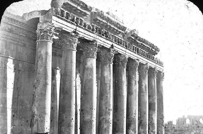 Jüpiter Tapınağı, Lübnan