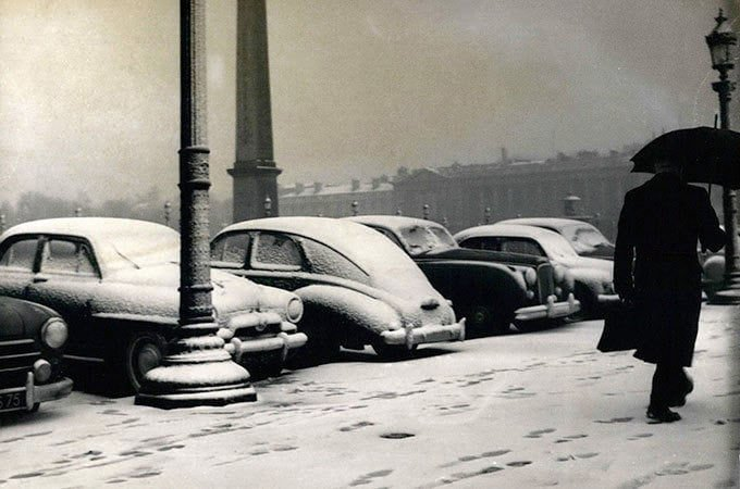 Paris, 1950'ler.