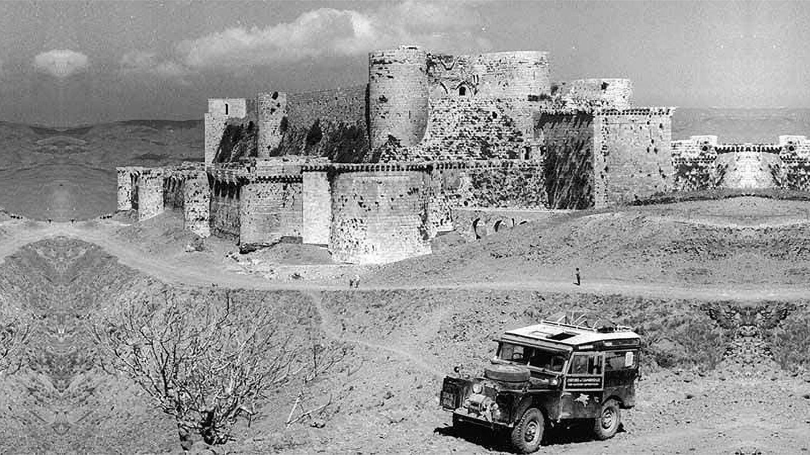 Krak des Chevaliers, Suriye
