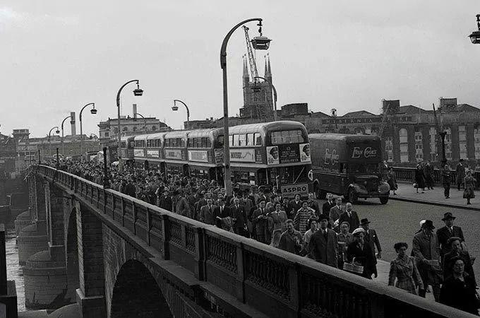 Londra, 1950'ler
