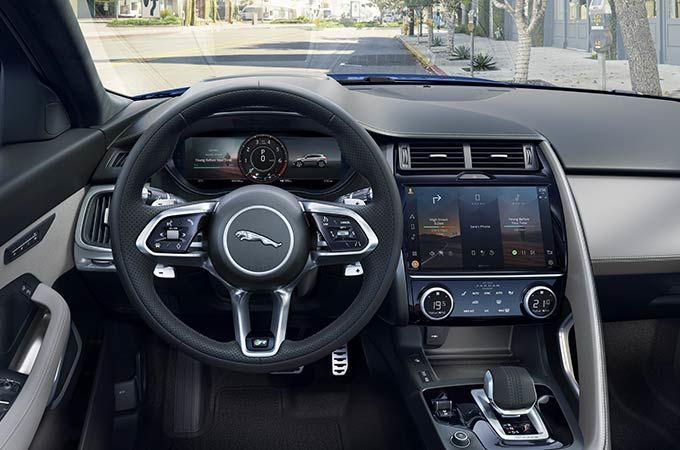 Jaguar E-PACE | Compact SUV Επιδόσεων | Jaguar Greece