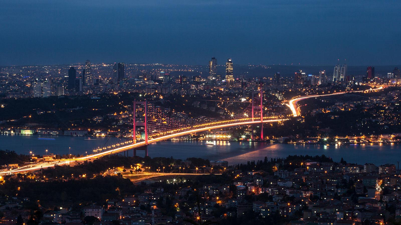 15 Temmuz Şehitler Köprüsü, Türkiye