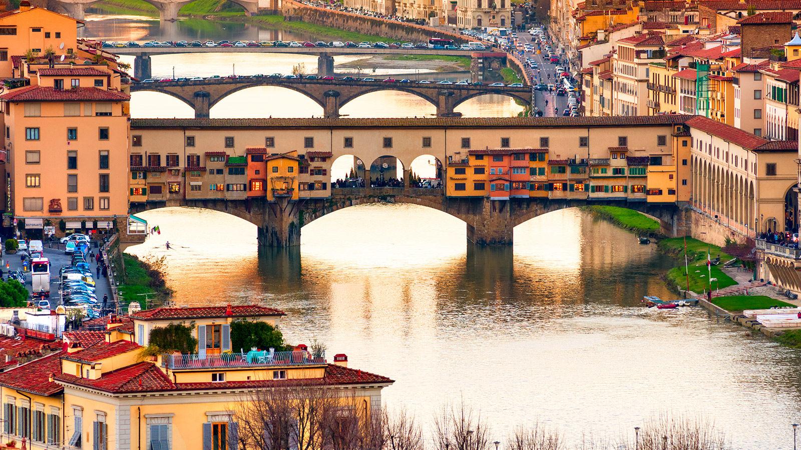Ponte Vecchio, İtalya