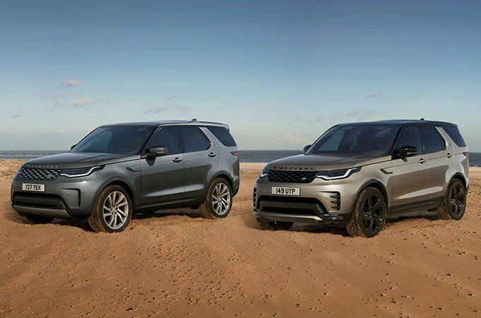 CHOOSE YOUR LAND ROVER DISCOVERY