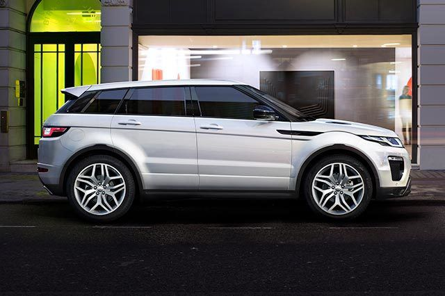 RANGE ROVER EVOQUE – A TRUE RANGE ROVER IN COMPACT FORM