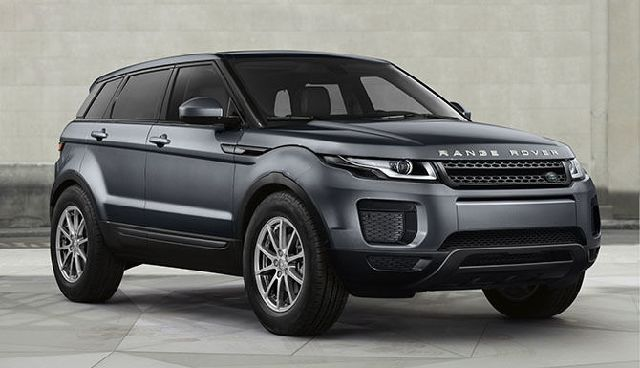 RANGE ROVER EVOQUE From €39,000