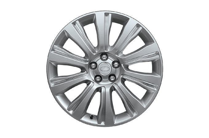 "18"" 7 SPOKE STYLE 706 ALLOY WHEELS"