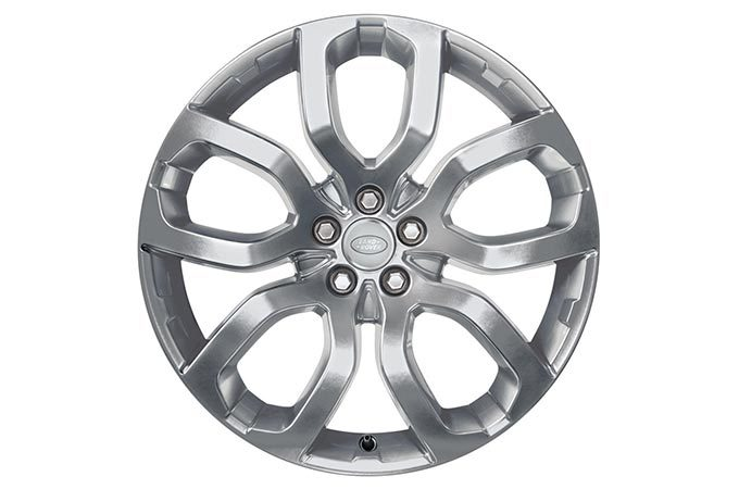 "19"" 5 SPLIT-SPOKE 'STYLE 521' ALLOY WHEELS*†"